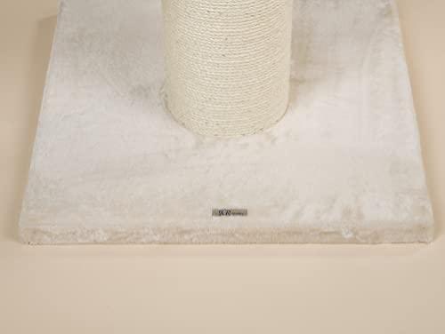 Kratzbaum Maine Coon Tower Grau Taupe - 7