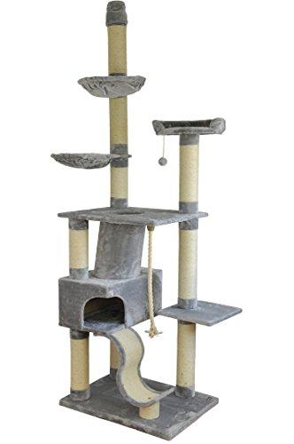 nanook Katzen-Kratzbaum, groß XXL deckenhoch