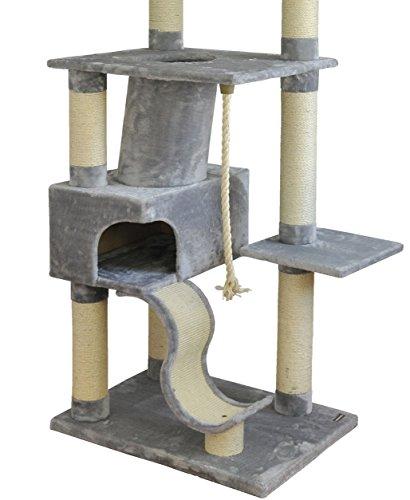 nanook Katzen-Kratzbaum, groß XXL deckenhoch - 2