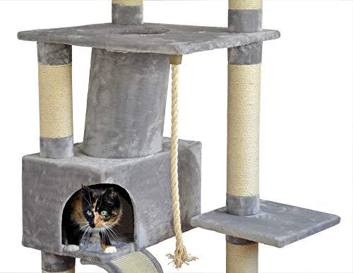 nanook Katzen-Kratzbaum, groß XXL deckenhoch - 3